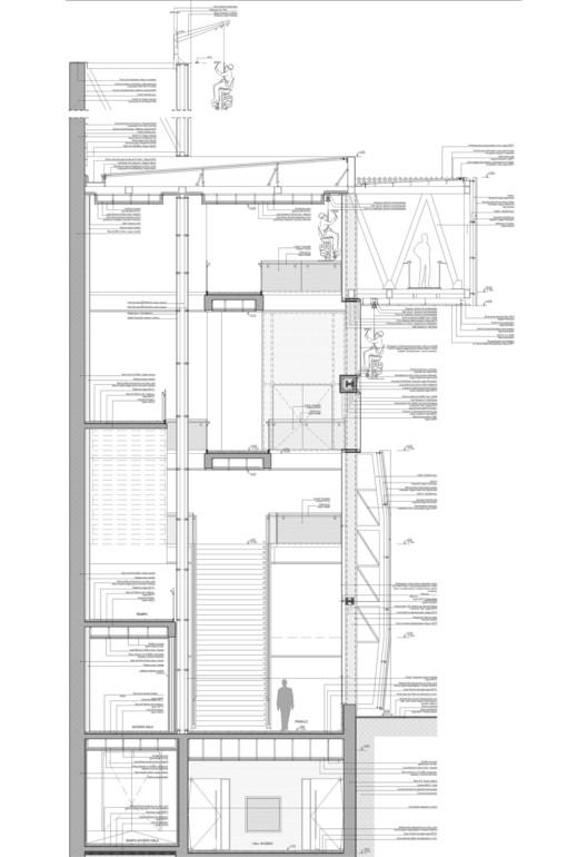 vía © Cristián Fernández Arquitectos + Lateral arquitectura & diseño