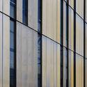 Material utilizado en Edificio Block Social Nestlé / GH+A | Guillermo Hevia. Image vía © GH+A | Guillermo Hevia