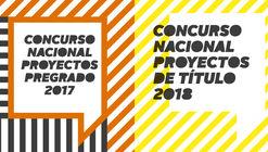 Pre-inscripción Concurso Nacional de Proyectos de Pregrado y Proyectos de Título