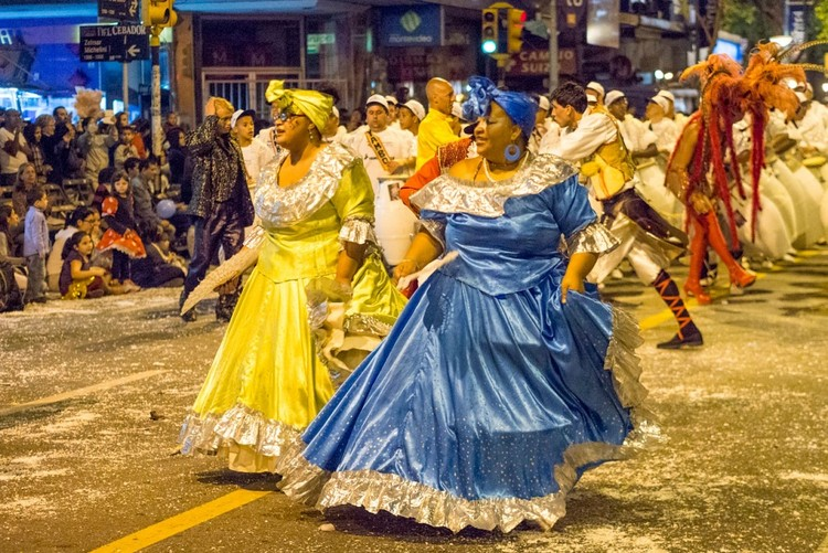 """National Candombe Day, Montevideo, Uruguay / Photo: Istockphoto.com"". Image Courtesy of Strelka Magazine"