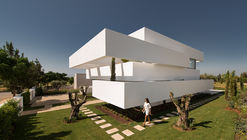 Five Terraces and a Garden / corpo  atelier