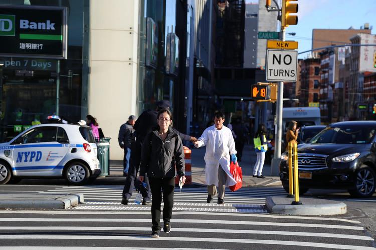 3 casos de éxito sobre cómo aplicar Visión Cero a través de los planes de salud pública, © Flickr Usuario: NYCDOT. Licencia CC BY-NC-ND 2.0