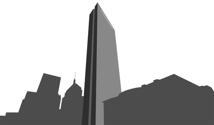 John Hancock Tower. Image © José Tomás Franco