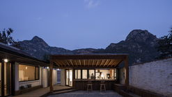 Yi She Mountain Inn. / DL Atelier