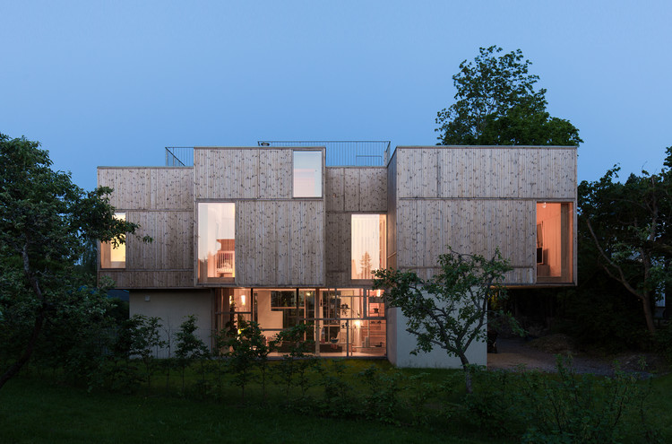 Villa Holtet  / Atelier Oslo, © Gunnar Sørås