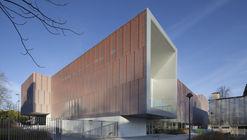 Gymnase Jean Gachet  / LINK - Chazalon Glairoux Lafond - architectes associés