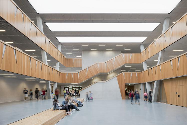 Hessenwald School / wulf architekten, © Brigida González