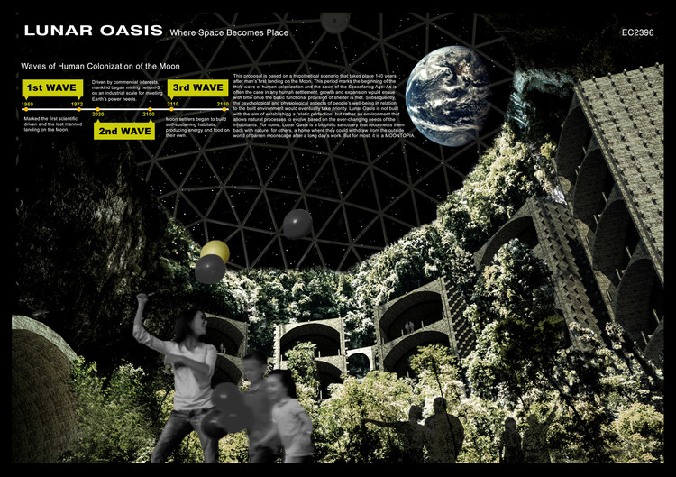 LUNAR OASIS / Edward Chew. Image Courtesy of Eleven-Magazine.com