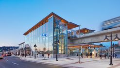 Evergreen Line Stations / Perkins+Will