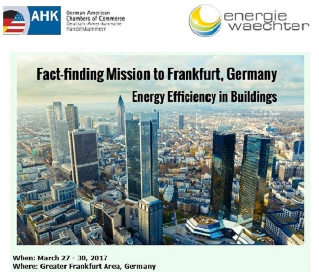 Fact-Finding Mission to Germany: Energy Efficiency in Buildings, Fact-finding Mission to Germany: Energy Efficiency in Buildings