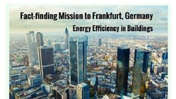 Fact-Finding Mission to Germany: Energy Efficiency in Buildings