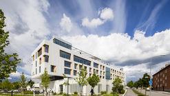 Skandion Clinic  / LINK arkitektur
