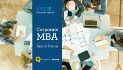 MBA Arquitectura de Fundación Arquia