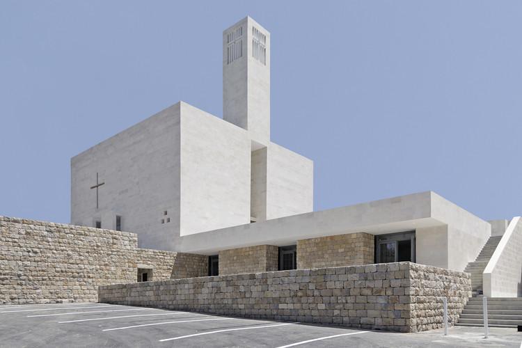 Iglesia St. Elie / Maroun Lahoud, Cortesía de Maroun Lahoud