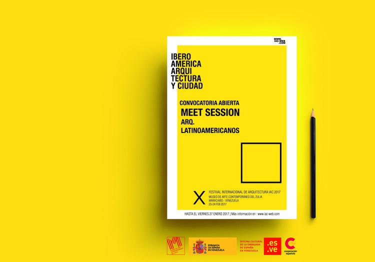 OPEN CALL | Arq.Latinoamericanos | X Festival Internacional de Arquitectura IAC2017, IAC