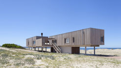 Casa de Praia em Chihuahua / Colle-Croce + Mariana Kusenier