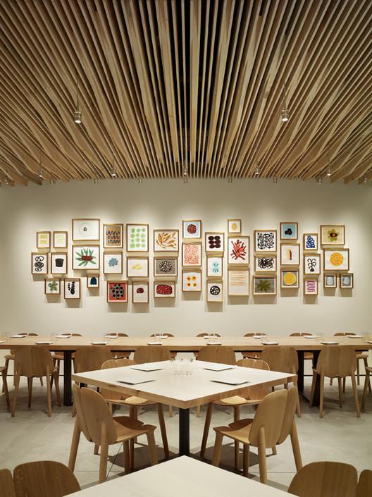 In Situ. Image Courtesy of Wood Design & Building Awards