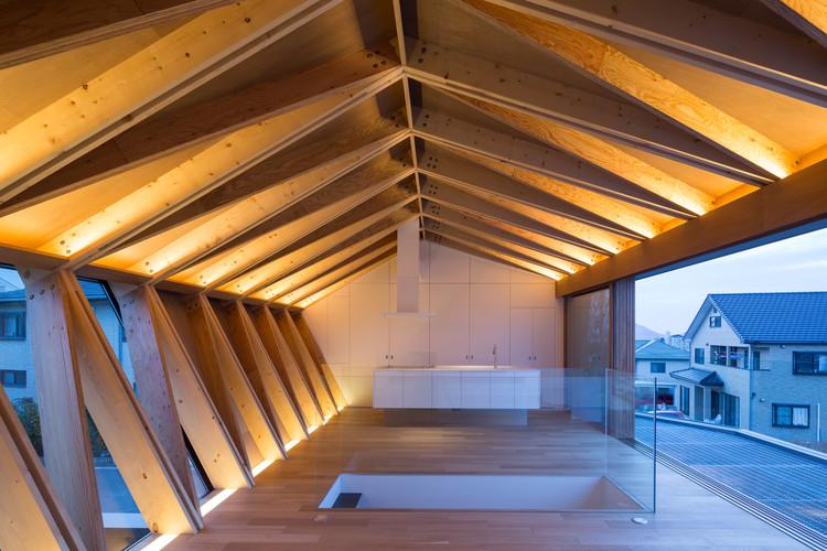 Wrap. Image Courtesy of Wood Design & Building Awards