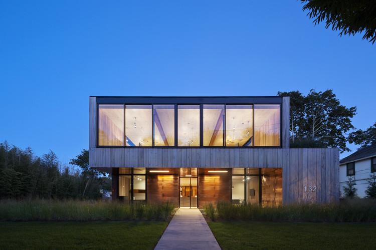 North Main. Image Courtesy of Wood Design & Building Awards