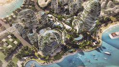 LAVA Reveals Lush Alternate Scheme for Malaysian Forest City
