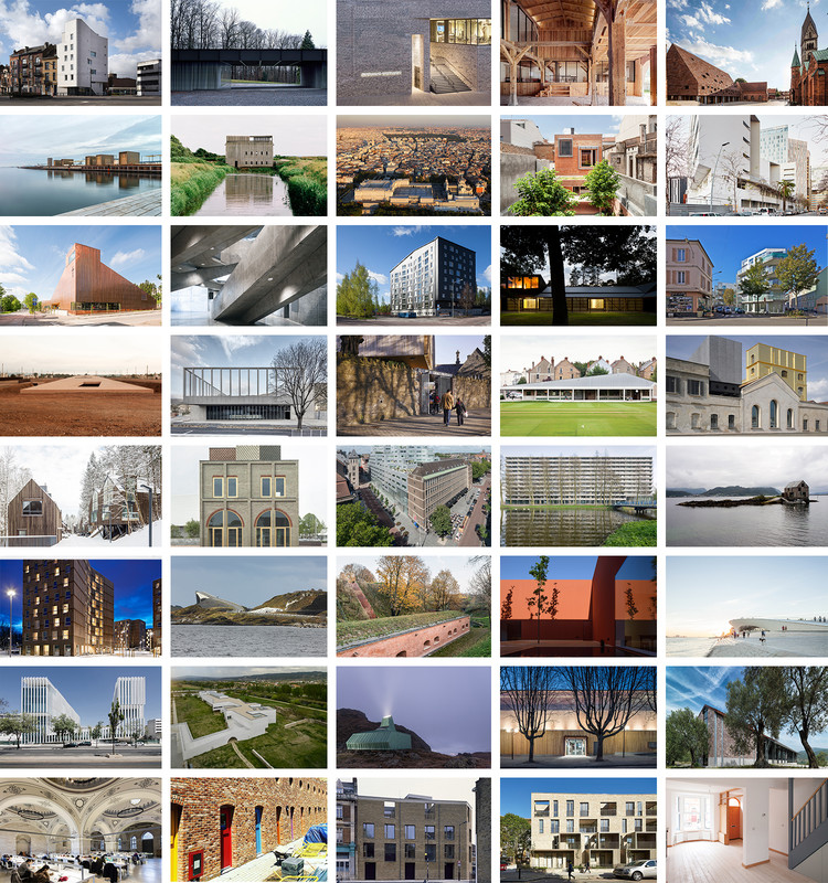 40 Projects Shortlisted for the 2017 EU Prize for Contemporary Architecture - Mies Van Der Rohe Award, Courtesy of EUmiesAward17