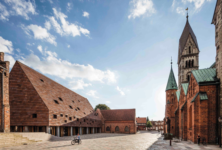 Kannikegården / Lundgaard & Tranberg Architects, © Anders Sune Berg