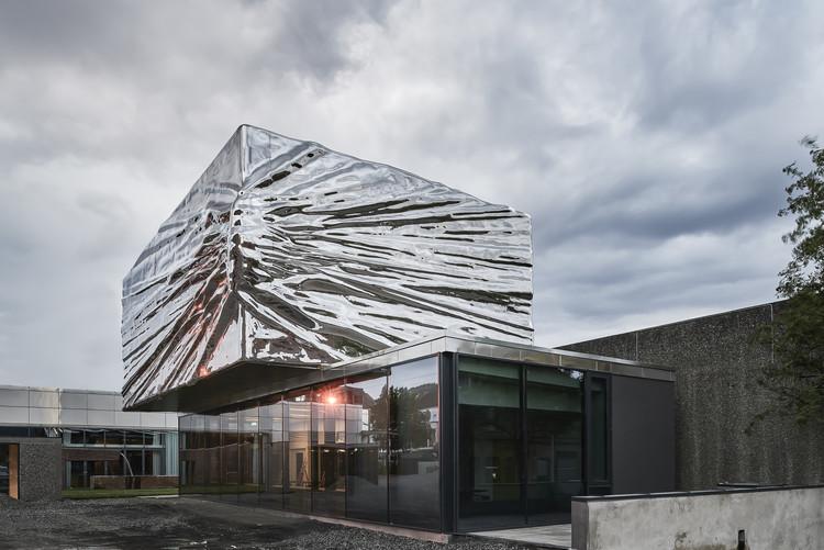 Lillehammer Art Museum and Lillehammer Cinema Expansion  / Snøhetta, © Mark Syke