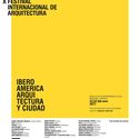 Asiste al X Festival Internacional de Arquitectura IAC2017 en Venezuela