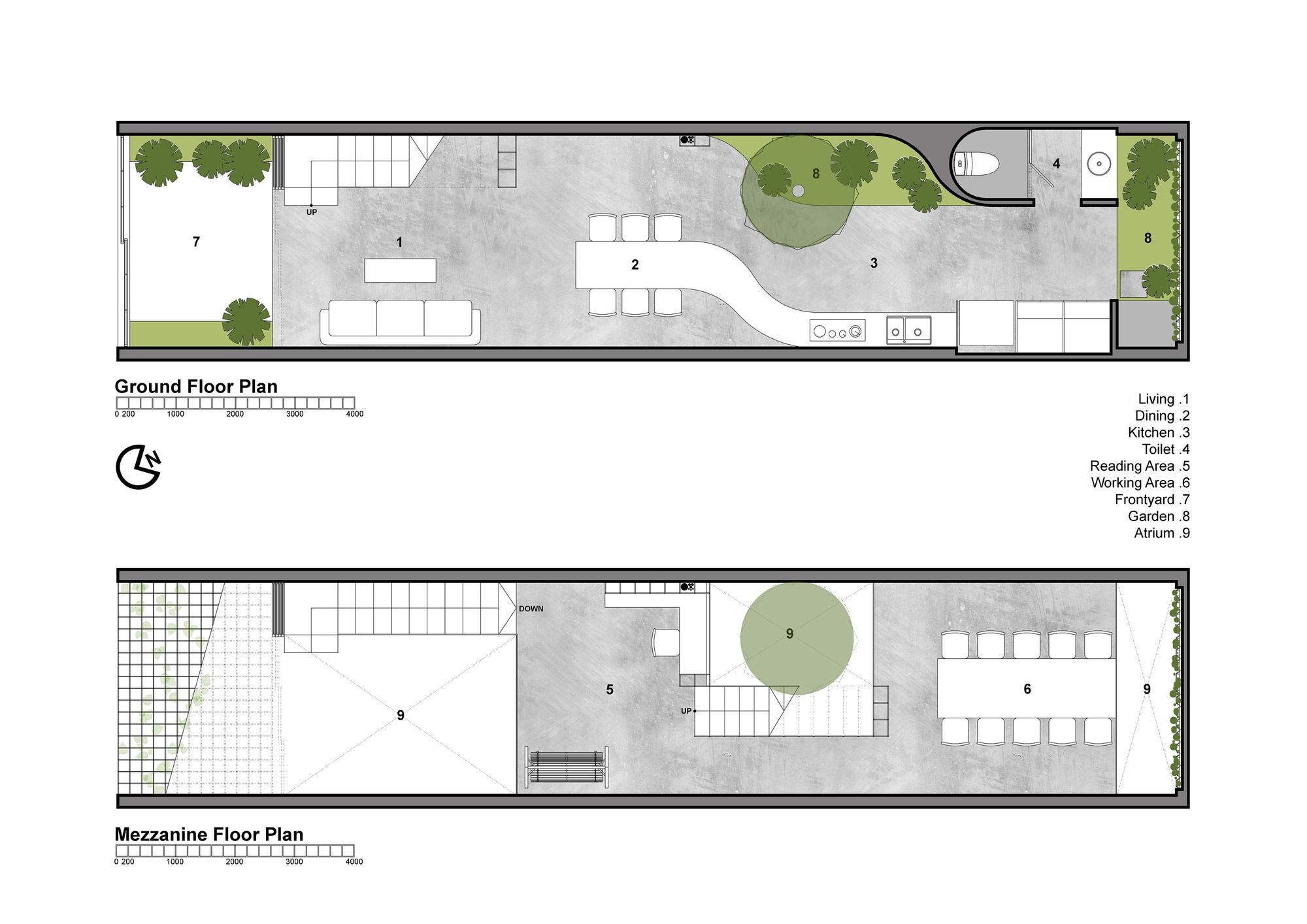 Galeria De Casa LeeampTee Block Architects 20