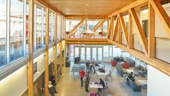 University of British Columbia Engineering Student Centre  / Urban Arts Architecture