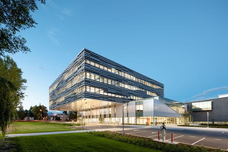 Edificio Langara de ciencia y tecnología / Teeple Architects, © Andrew Latreille