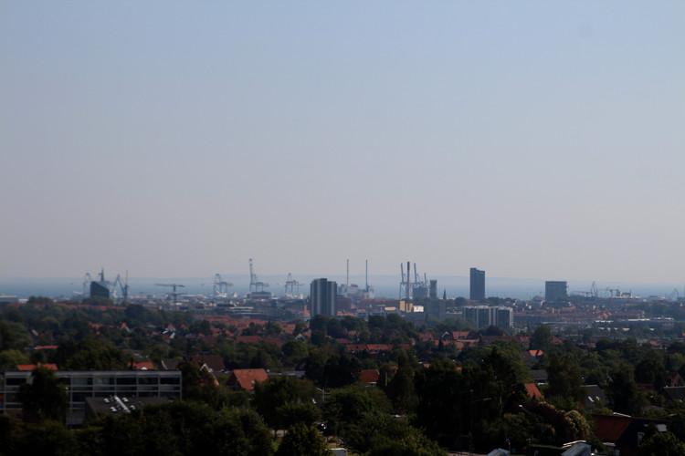 The City of Aarhus. Image © José Tomás Franco