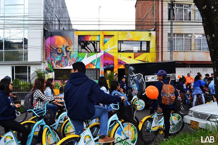LAB1 Bogotá: reativando a cidade através da criatividade e do trabalho colaborativo, © LAB1