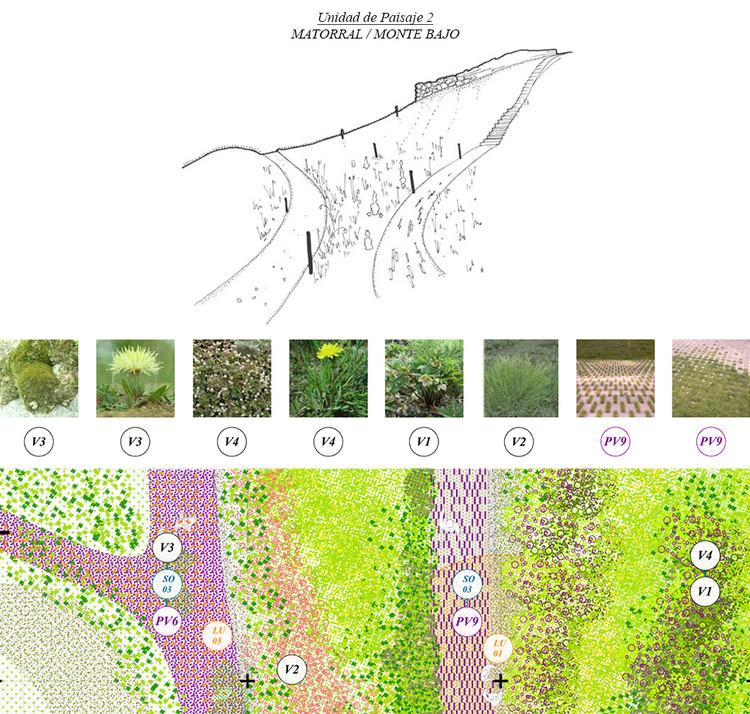 Unidades de Paisaje 02. Image Cortesía de AGi architects