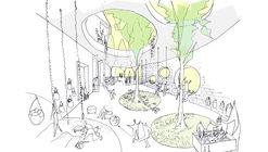 Daniel Valle Architects diseñará guardería y centro social en Seúl