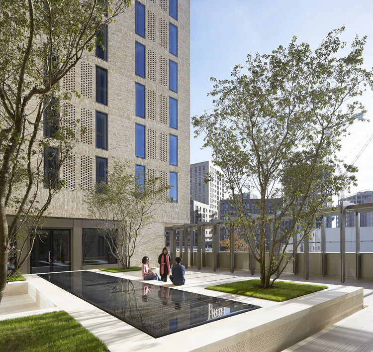 Student Accommodation At King S Cross Stanton Williams