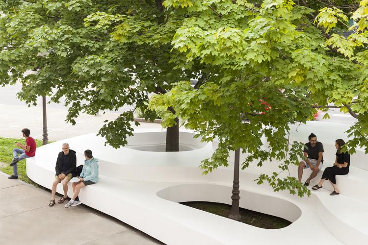 Le Banc de Neige / Atelier Pierre Thibault, © Maxime Brouillet