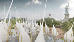 Statue of Liberty Museum Proposal Points to Social Injustice Through Tweets