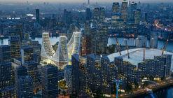 Santiago Calatrava Reveals £1 Billion Mixed-Use Project in London