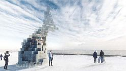 8 Projects Selected to Transform Toronto's Beachfront in the 2017 Winter Stations Design Competition