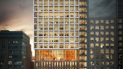 PLP Architecture's Proposed Office Building Responds to London's Historic Urban Identity