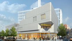 Construction Underway on Renzo Piano's Columbia University Academic Center