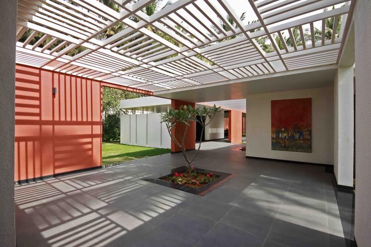 Rohan Akriti / Collage Architecture Studio, Cortesía de Collage Architecture Studio