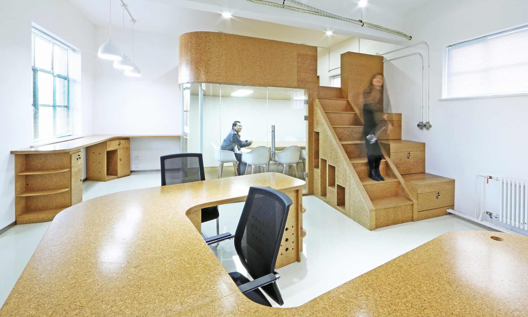 Gallery of 751 creative industrial office design - Office industrial ...