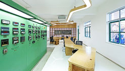 751 Creative Industrial Office Design / hyperSity office