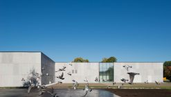Pavilion DIT [Department of Information Technology] / Architecture bureau WALL
