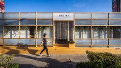 NiGiRi Sushi y Restaurante / Junsekino Architect And Design