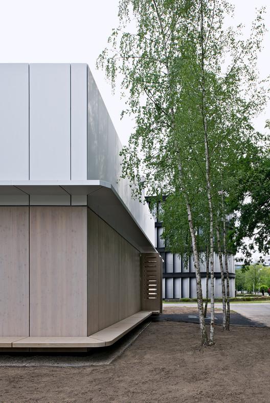 biobank heide von beckerath archdaily. Black Bedroom Furniture Sets. Home Design Ideas
