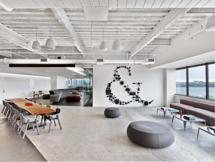 Oficina Saatchi & Saatchi Nueva York / M Moser Associates, © Eric Laignel