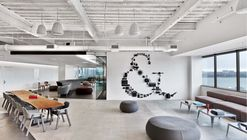 Saatchi & Saatchi New York Office  / M Moser Associates